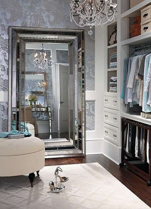 Beautiful Walk In Closet