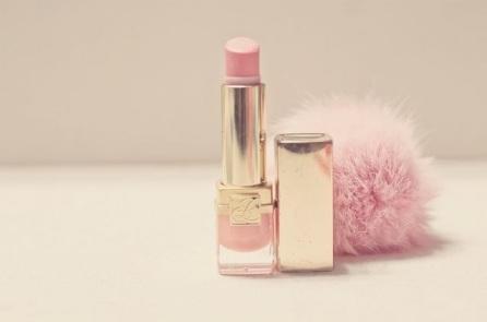 Estee Lauder Pink Lipstick