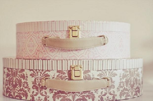 Girly Suitcase