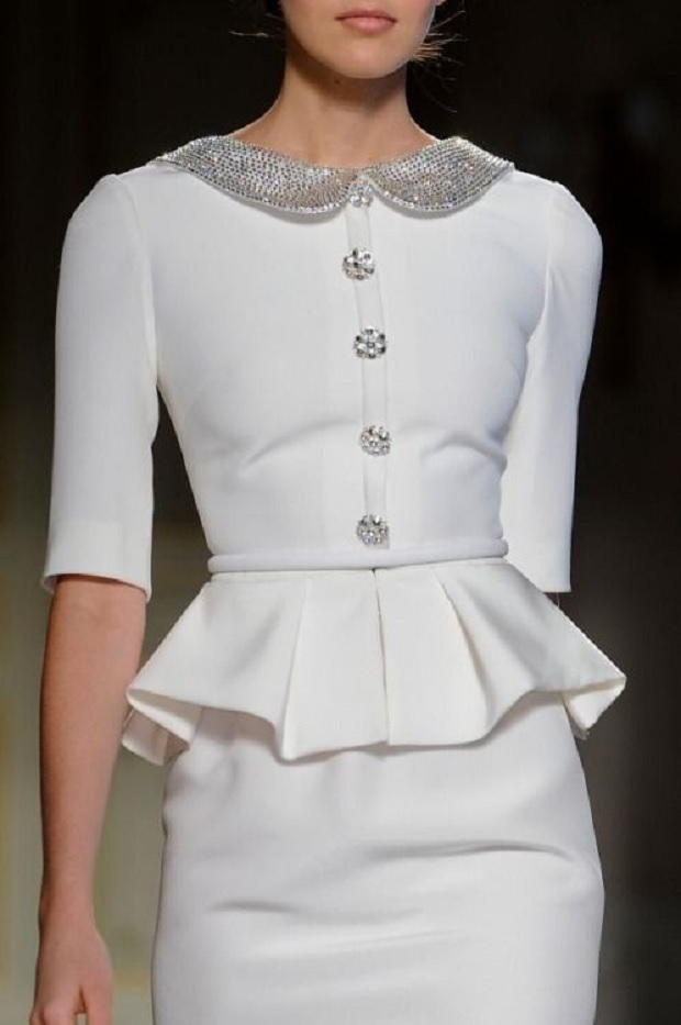 Ladylike suit