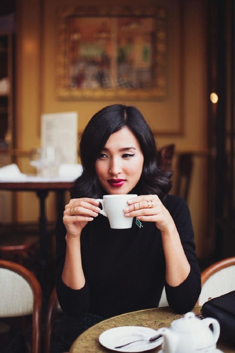 Nicole Warne coffee