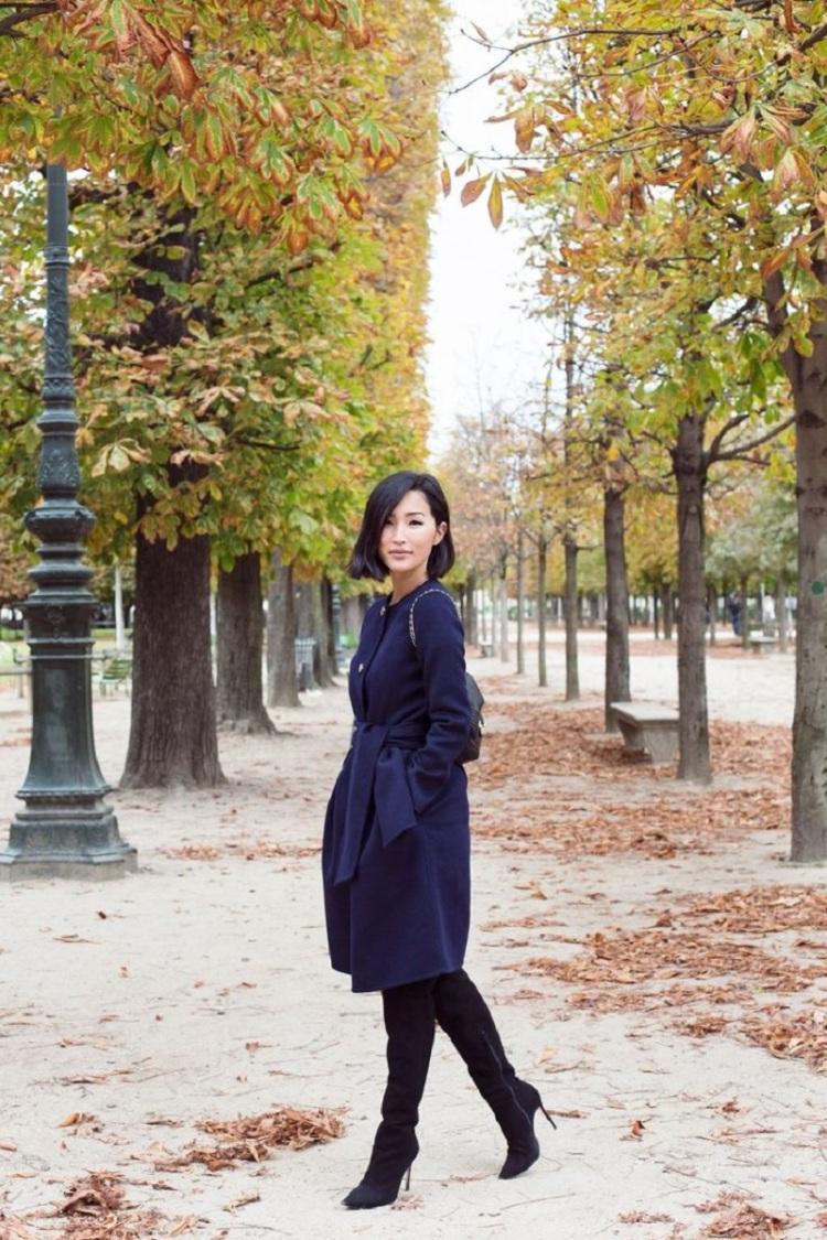 Nicole Warne Jardin des tuileries