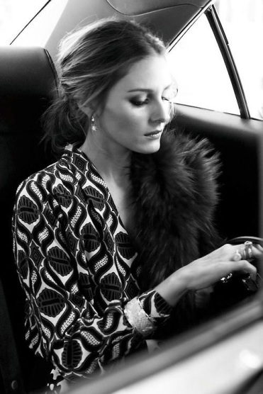Olivia Palermo for Vogue
