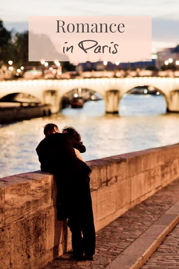 Romance in Paris_