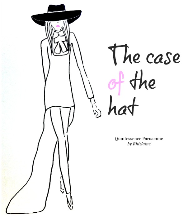 The case of the hat
