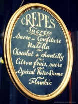 Yummy crepes