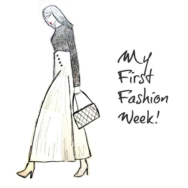 Fashion Week Illustration